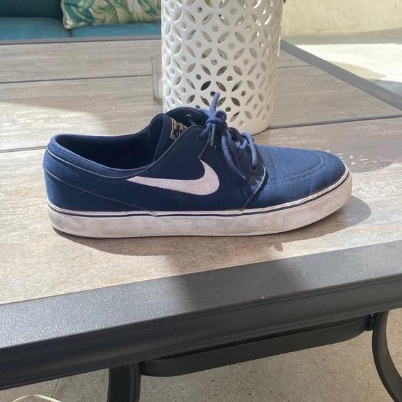 Nike Shoes | Navy Blue Stefan Janoski